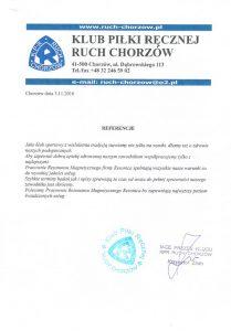 List referencyjny 3